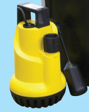 Submersible Pump with Float Switch