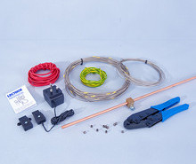 Electro Osmotic Damp Proofing Kit
